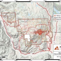 Nicola Mining Craigmont Overview Claims & Lease