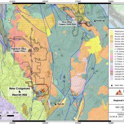 Nicola Mining Craigmont Regional Geology